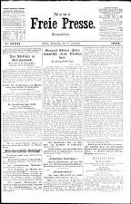 Neue Freie Presse 19240209 Seite: 1