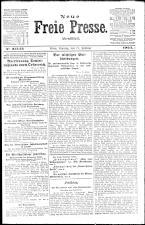 Neue Freie Presse 19240211 Seite: 1