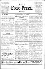 Neue Freie Presse 19240212 Seite: 1