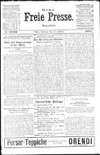 Neue Freie Presse 19240217 Seite: 1