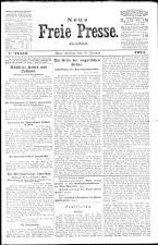 Neue Freie Presse 19240218 Seite: 1
