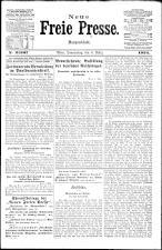 Neue Freie Presse 19240306 Seite: 1
