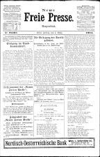 Neue Freie Presse 19240307 Seite: 1