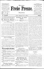 Neue Freie Presse 19240315 Seite: 1