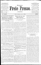 Neue Freie Presse 19240317 Seite: 1
