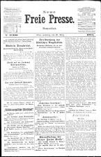 Neue Freie Presse 19240329 Seite: 1