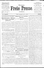 Neue Freie Presse 19240331 Seite: 1