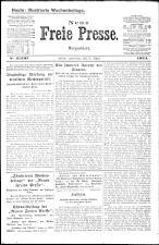 Neue Freie Presse 19240405 Seite: 1