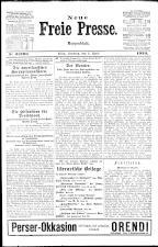 Neue Freie Presse 19240406 Seite: 1