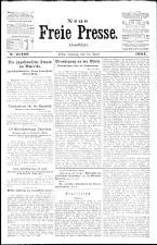 Neue Freie Presse 19240414 Seite: 1