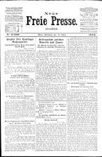 Neue Freie Presse 19240416 Seite: 19