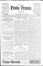 Neue Freie Presse 19240416 Seite: 1