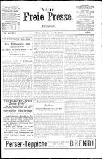 Neue Freie Presse 19240420 Seite: 1