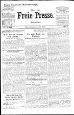 Neue Freie Presse 19240426 Seite: 1