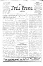 Neue Freie Presse 19240502 Seite: 1