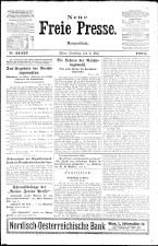 Neue Freie Presse 19240506 Seite: 1