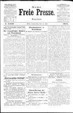 Neue Freie Presse 19240515 Seite: 1