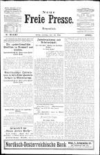 Neue Freie Presse 19240516 Seite: 1