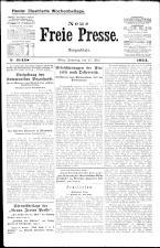 Neue Freie Presse 19240517 Seite: 1