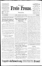 Neue Freie Presse 19240525 Seite: 1