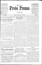 Neue Freie Presse 19240530 Seite: 1