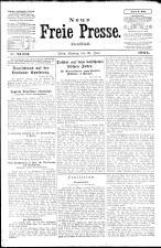 Neue Freie Presse 19240630 Seite: 1