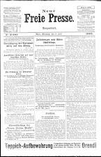 Neue Freie Presse 19240702 Seite: 1