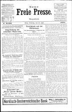 Neue Freie Presse 19240715 Seite: 1