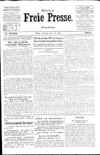 Neue Freie Presse 19240718 Seite: 1