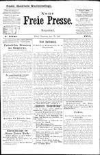 Neue Freie Presse 19240719 Seite: 1