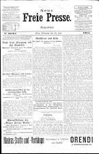 Neue Freie Presse 19240723 Seite: 1