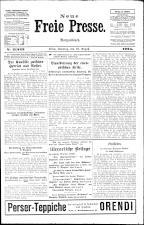 Neue Freie Presse 19240810 Seite: 1