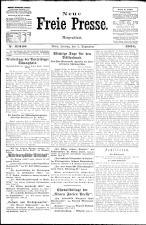 Neue Freie Presse 19240905 Seite: 1