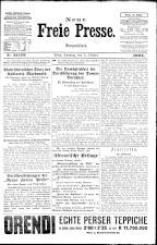 Neue Freie Presse 19241005 Seite: 1