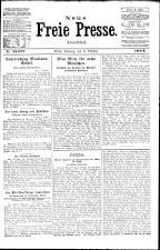 Neue Freie Presse 19241006 Seite: 1