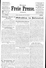 Neue Freie Presse 19250110 Seite: 21