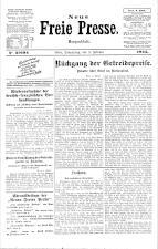 Neue Freie Presse 19250205 Seite: 1