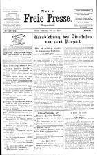 Neue Freie Presse 19250425 Seite: 1