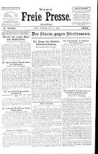 Neue Freie Presse 19250714 Seite: 19