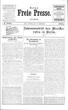 Neue Freie Presse 19250914 Seite: 1