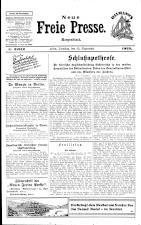 Neue Freie Presse 19250915 Seite: 1