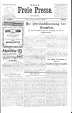 Neue Freie Presse 19251003 Seite: 19