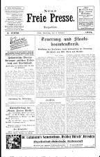 Neue Freie Presse 19251003 Seite: 1