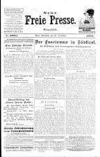 Neue Freie Presse 19251223 Seite: 1
