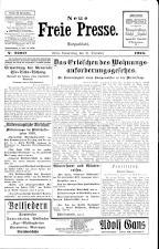 Neue Freie Presse 19251231 Seite: 1