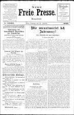 Neue Freie Presse 19260221 Seite: 1