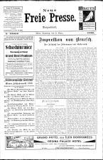 Neue Freie Presse 19260306 Seite: 1