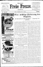 Neue Freie Presse 19260403 Seite: 25