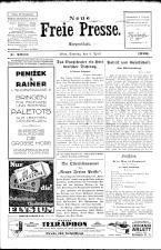 Neue Freie Presse 19260404 Seite: 1