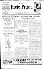 Neue Freie Presse 19260417 Seite: 1